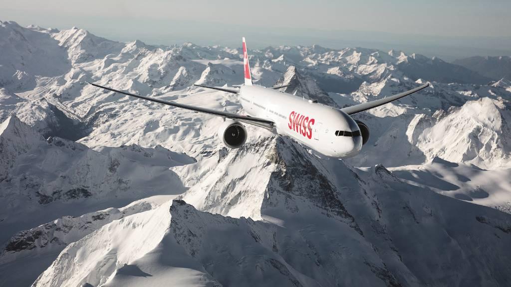 Statt Bangkok oder LA: Swiss fliegt mit Langstreckenflugzeug nach Mallorca