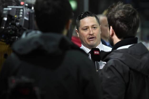 Derzeit Trainer bei der EVZ Academy, wo er fantastische Arbeit leistet. Würden die Zuger den ehemaligen Langenthaler Meistertrainer freigeben?