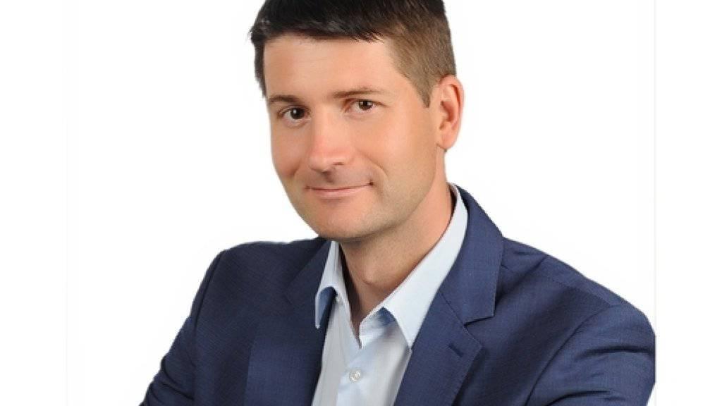 Soll auf Martin Baltisser folgen: der 39-jährige Gabriel Lüchinger.