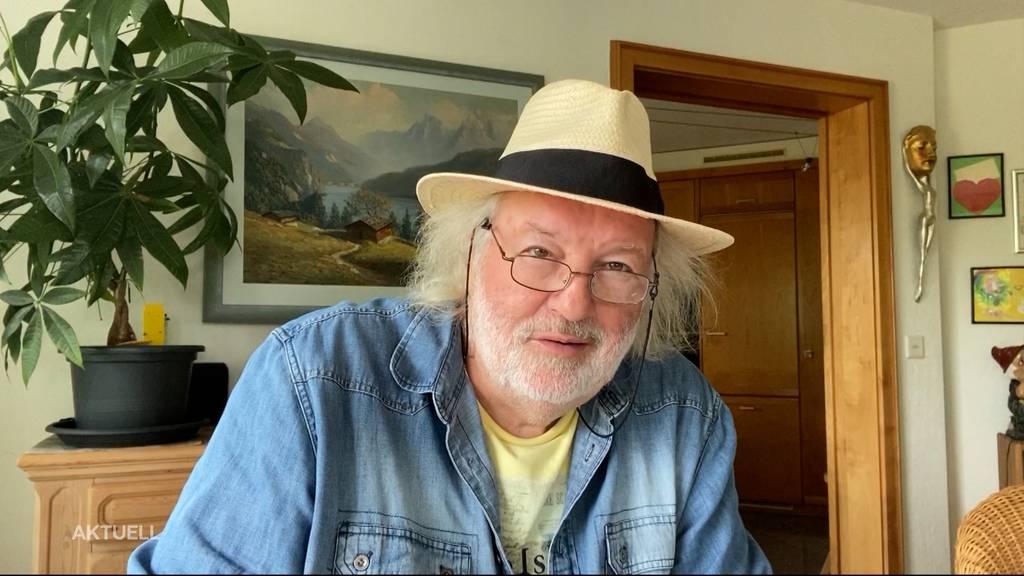 Das sagt Komiker Peach Weber über corona-skeptische Kollegen