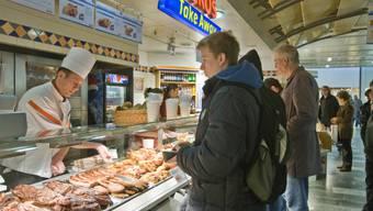 MWST-Satz für Take-Away-Geschäfte soll erhöht werden (Symbolbild)