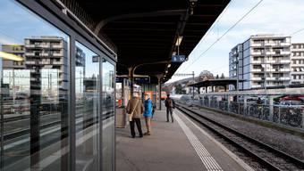 RBS-Bahnhof: Baustelle für Verwaltungsbau?