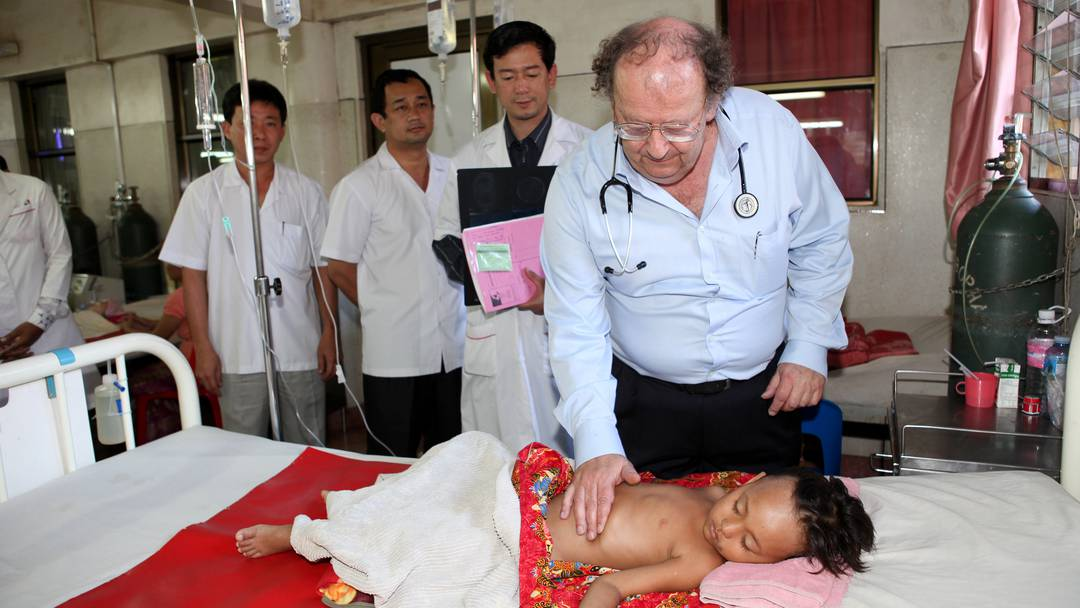 Kinderarzt Beat Richner ist tot