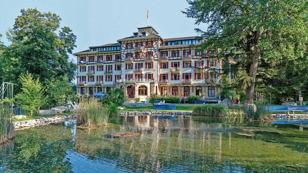 Das sind die schönsten Hotels der Schweiz