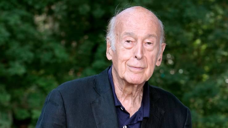 Valéry Giscard d'Estaing, von 1974 bis 1981 Frankreichs Präsident.