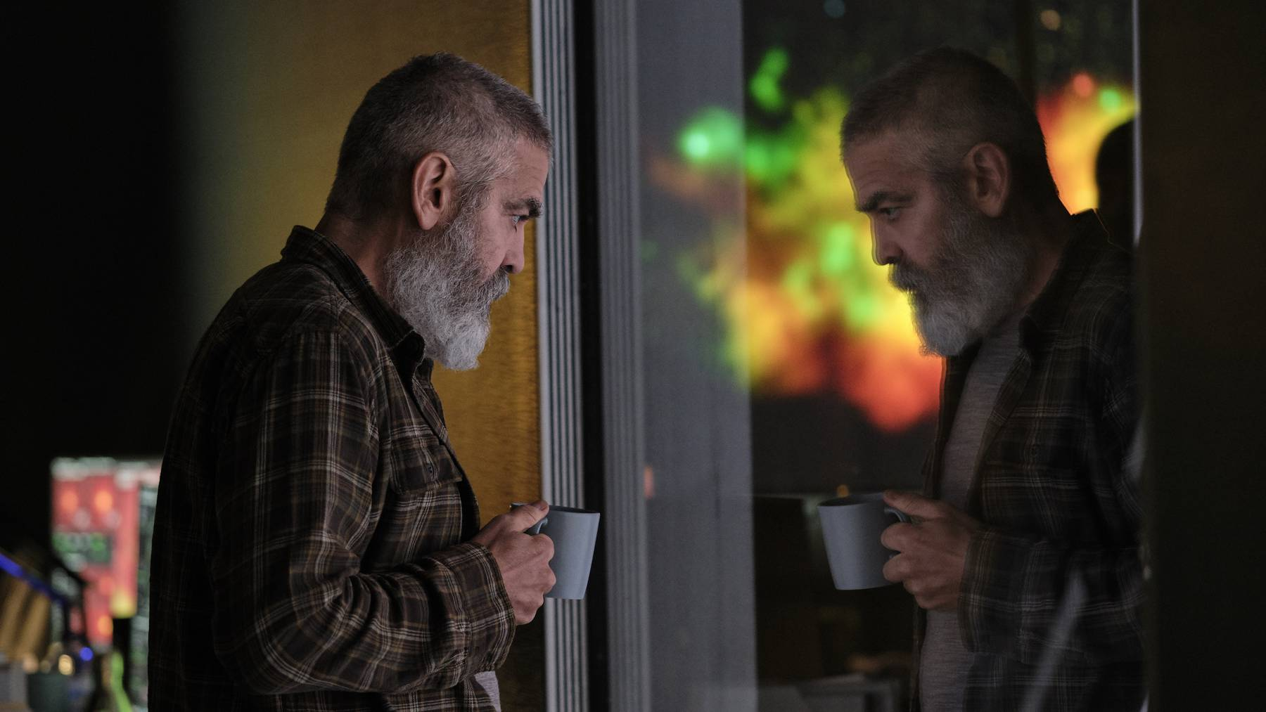 Augustine (George Clooney) - The Midnight Sky
