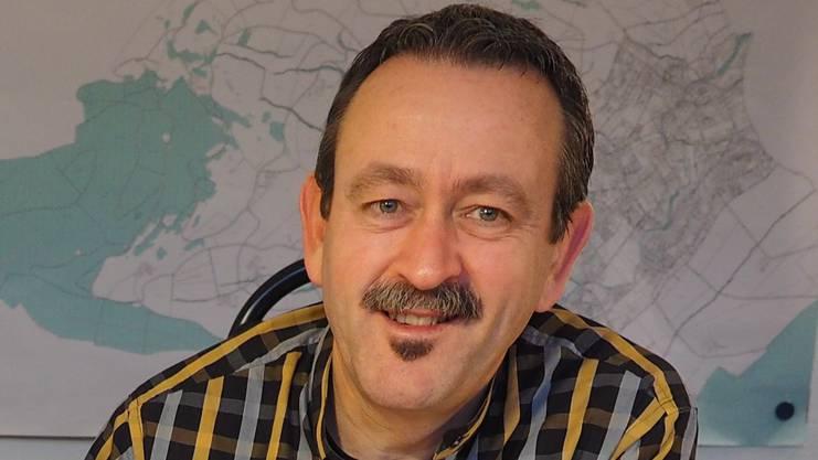 Jos Bovens ist Gemeinderat von Gipf-Oberfrick.