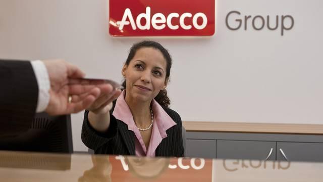 Adecco wächst weiter (Archiv)