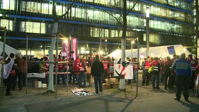 Bald ein SBB-Streik?