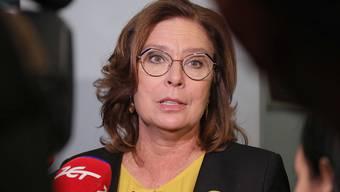 Malgorzata Kidawa-Blonska wird Polens grösste Oppositionspartei in die Präsidentenwahl im kommenden Jahr führen. (Archivbild)