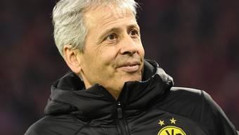 Für BVB-Trainer Lucien Favre ist der Posten des Schweizer Nationaltrainers keine Option