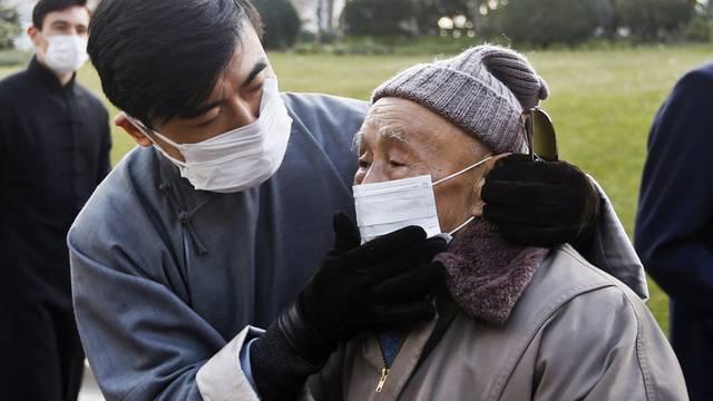 Die Luftverschmutzung in China nimmt dramatische Ausmasse an