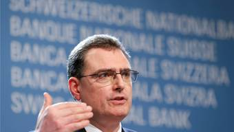 SNB-Chef Thomas Jordan.Peter Klaunzer/Keystone