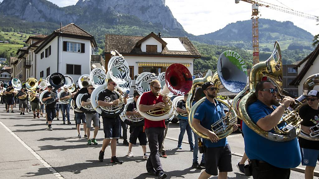 Kanton Schwyz unterstützt Kultur und Sport mit zweitem Paket