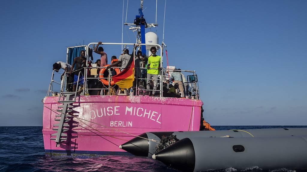 Neues Video: Banksy kritisiert EU und bekennt sich zu «Louise Michel»