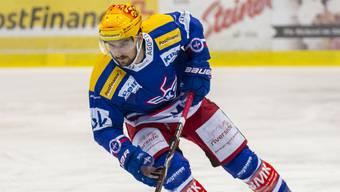 Kloten-Stürmer Praplan spielt ab der kommenden Saison bei den San Jose Sharks in der NHL.