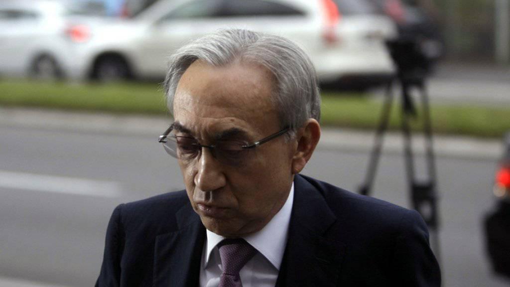 Miroslav Miskovic, reichster Serbe, erhielt fünf Jahre Haft. (Archivbild)