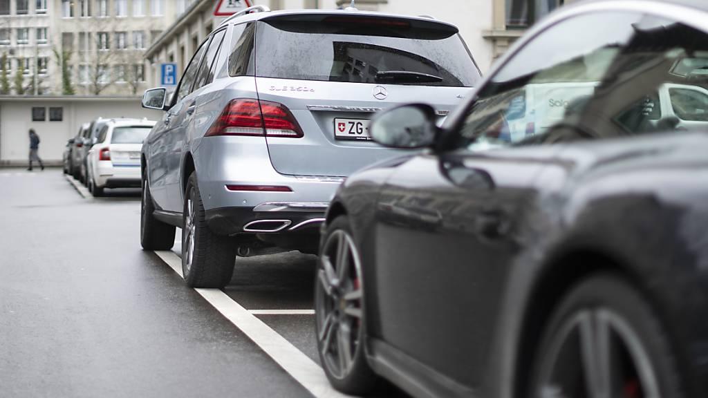 Baar schafft Klarheit im Parkplatz-Dschungel