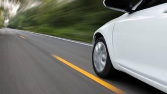Die junge Frau war zu schnell unterwegs, mit 75 statt höchstens 50 km/h.