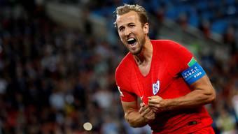 WM 2018: Impressionen aus dem Achtelfinal England - Kolumbien