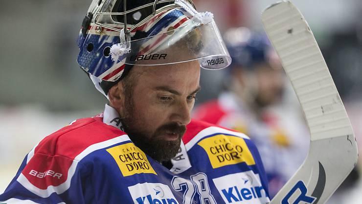Martin Gerber beendet im Alter von 42 Jahren seine Karriere
