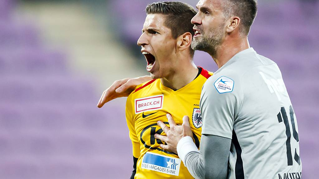 Stefan Maierhofer nicht mehr beim FC Aarau