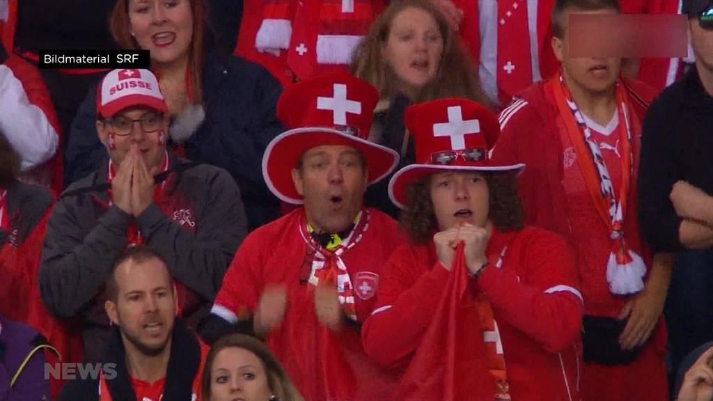 Ronaldo bodigt Final-Träume der Schweizer Nati