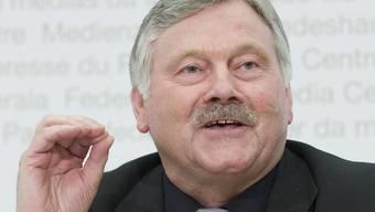 Der Zürcher SVP-Nationalrat Hans Fehr (Archiv)