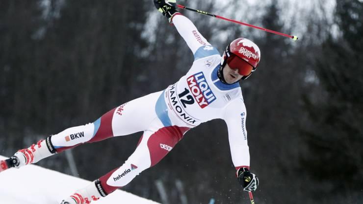 Loïc Meillard erringt im Parallel-Riesenslalom von Chamonix seinen ersten Weltcupsieg