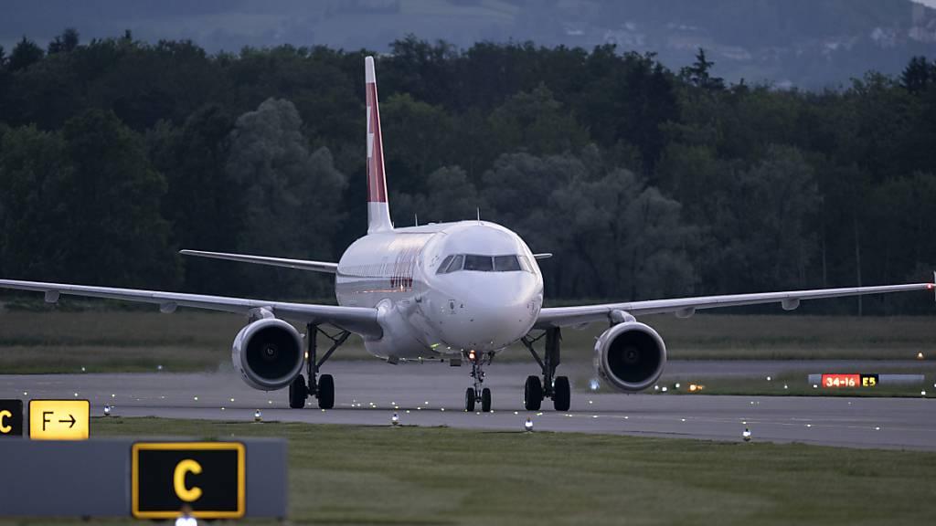 Vier Flüge hat das EDA in Auftrag gegeben, um im Ausland Gestrandete in der Corona-Krise heimzuholen.