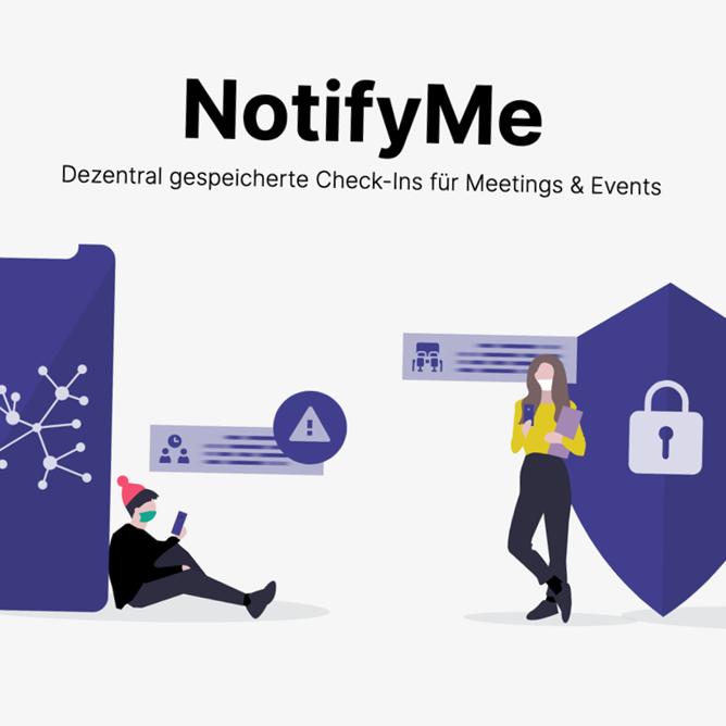 Diese neue Schweizer App hilft gegen Superspreader