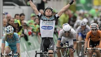 Zweiter Etappensieg für Gianni Meersman an der diesjährigen TdR