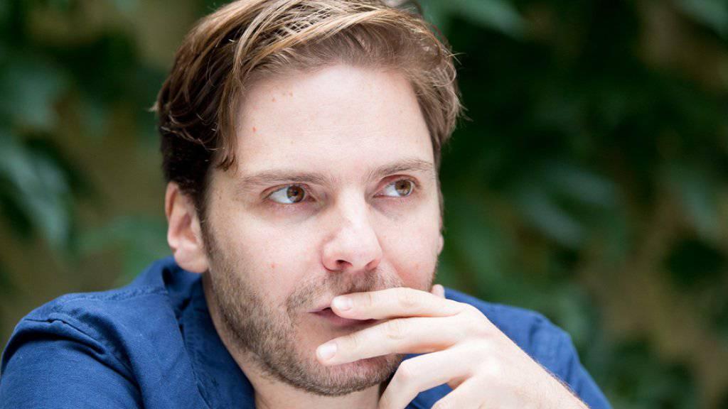 Daniel Brühl offenbart sein Innerstes und spricht von einem Hang zum Selbstmitleid (Archiv)