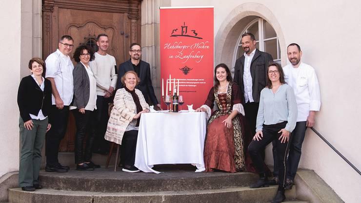 In den beiden Laufenburg kommen vom Samstag, 21. Oktober, an Habsburger Gerichte auf den Teller.
