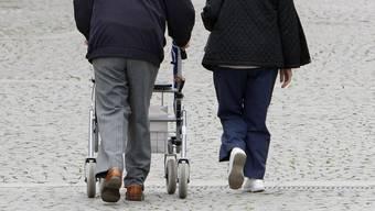 Im Gäu ist der Rentneranteil auffallend tief, um die Hauptstadt herum überdurchschnittlich hoch.