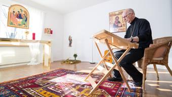 Will der päpstlichen Weisung Nachachtung verschaffen: Marian Eleganti, der Weihbischof im Bistum Chur.