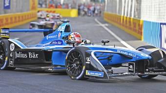 Sébastien Buemi wird mit seinem Formel-E-Boliden im kommenden Jahr nach Bern kommen