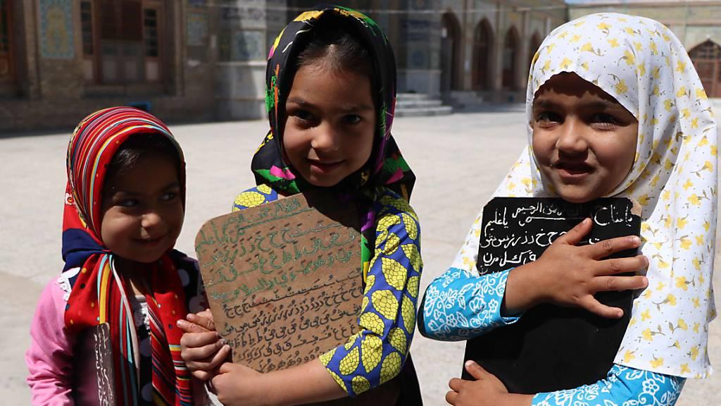 NGO: Jedes Kind in Afghanistan ist vom Krieg betroffen
