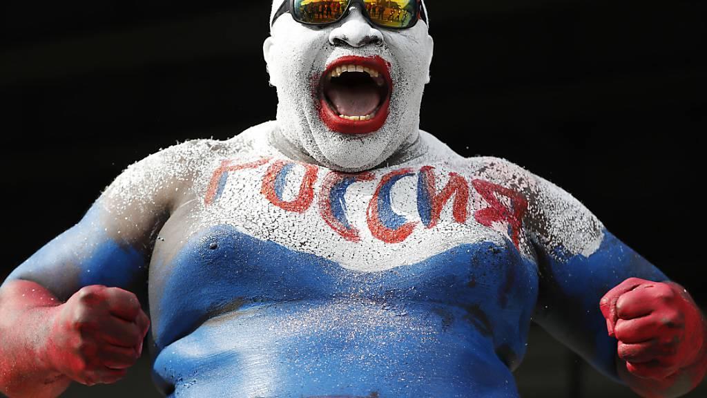 Die russischen Fussball-Fans müssen sich mindestens bis Ende Mai gedulden