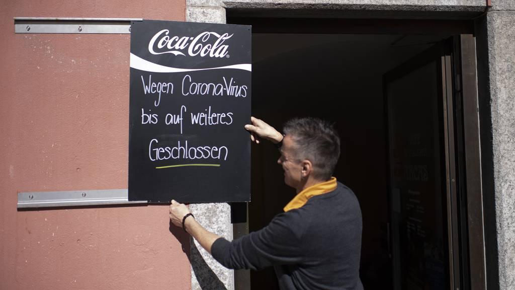 Graubünden schnürt Hilfspaket von 80 Millionen Franken