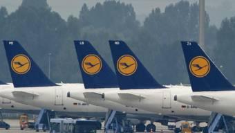 Lufthansa streicht zwei Drittel ihrer Flüge