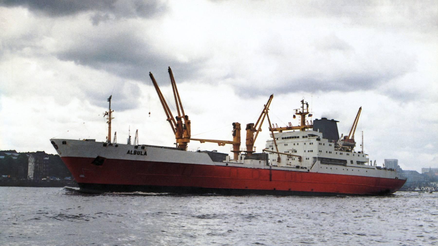 Mit den Bürgschaften für die Hochseeflotte ist der Bund in finanzielle Schieflage geraten. Die Verluste belaufen sich auf hunderte Millionen Franken.