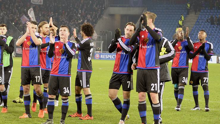 Basel steht durch das 2:2 vor der letzten Runde der Europa-League-Gruppenphase am 10. Dezember in Poznan als Teilnehmer der ersten K.o.-Runde fest.