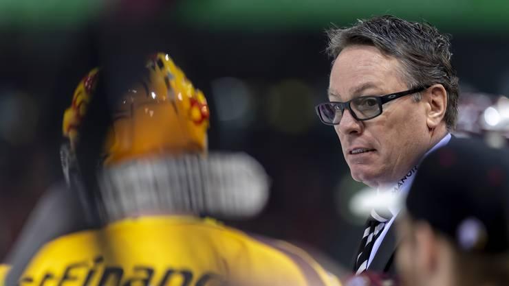 Trainer Chris McSorley ist mit Servette in den Playoffs am SC Bern gescheitert – die grandiose Niederlage hat seine Popularität aber noch gesteigert.