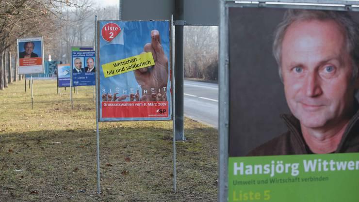 Bewilligungsfreies Plakatieren bald wieder erlaubt