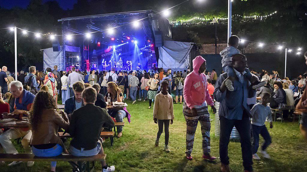 562 Veranstaltungen am Genfer Musikfest