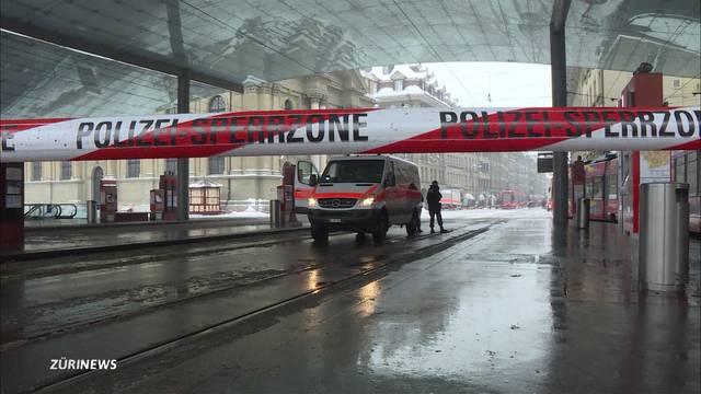 Bombendrohung Bern: Verdächtige Person verhaftet