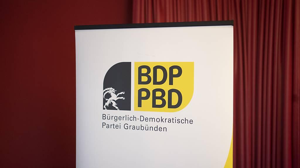 BDP Graubünden sucht Wege in die Zukunft – Auflösung kein Thema