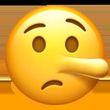 Das Pinocchio-Emoji