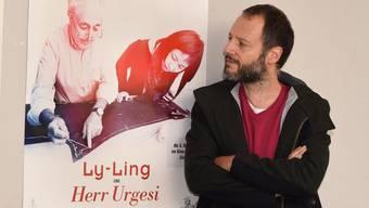 «Die Schweiz ist im positiven Sinne ein Land der Migration», sagt Giancarlo Moos. Er begleitete einen Schneider und eine Designerin für anderthalb Jahre.